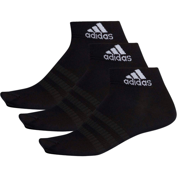 adidas LIGHT ANK 3PP Socken Pack