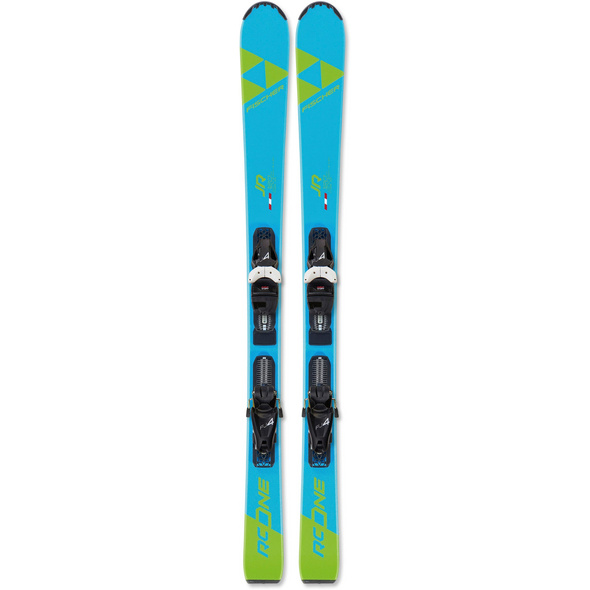 Fischer RC One Jr. mit FJ4 GW AC SLR All-Mountain Ski Kinder