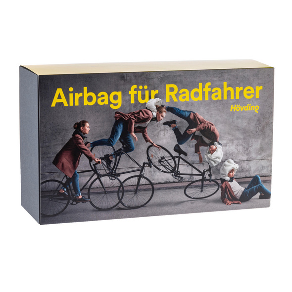 Hövding AIRBAGHELM Fahrradhelm
