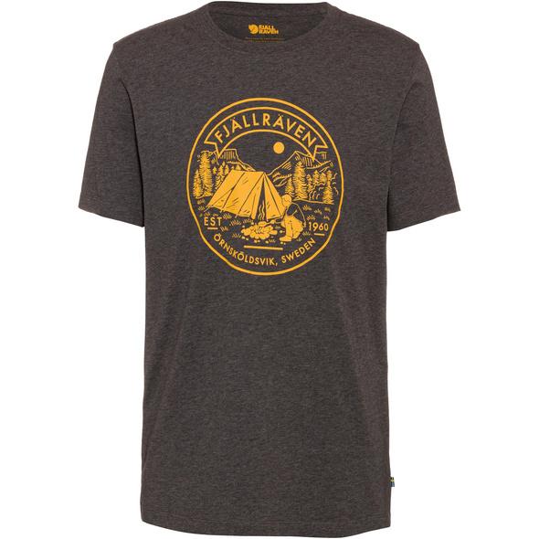 FJÄLLRÄVEN Lägerplats T-Shirt Herren
