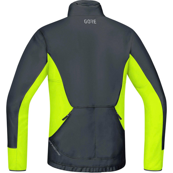 GORE® WEAR C5 GORE® WINDSTOPPER® Thermo Trail Jacke Fahrradjacke Herren