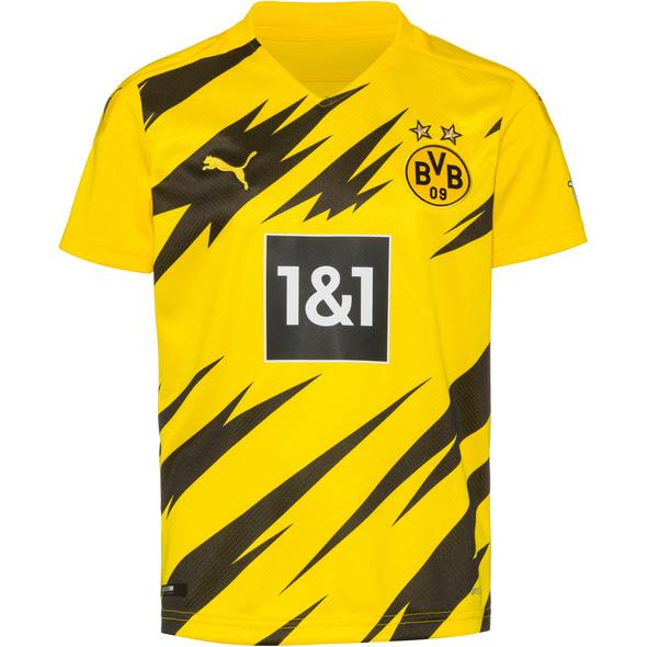 PUMA Borussia Dortmund 20-21 Heim Trikot Kinder