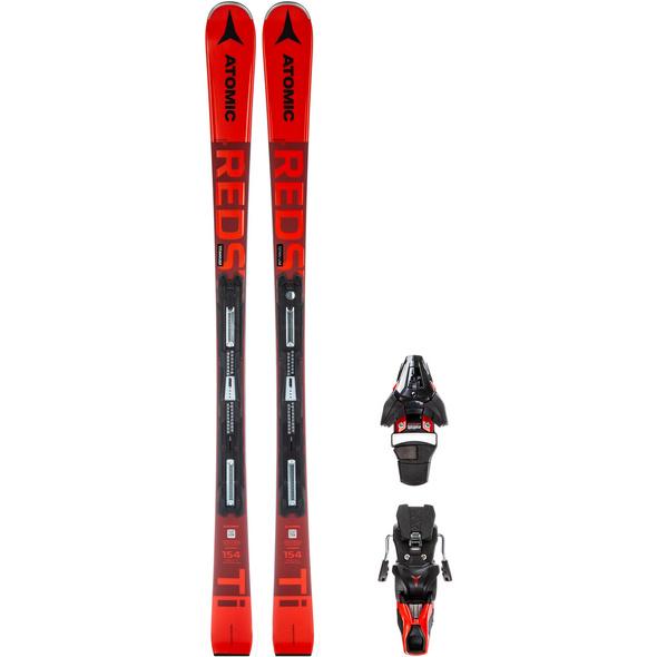 ATOMIC REDSTER TI + F 12 GW All-Mountain Ski