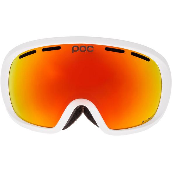 POC Fovea Mid Clarity Skibrille