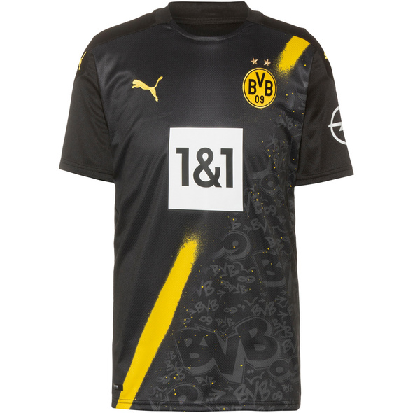 PUMA Borussia Dortmund 20-21 Auswärts Trikot Herren