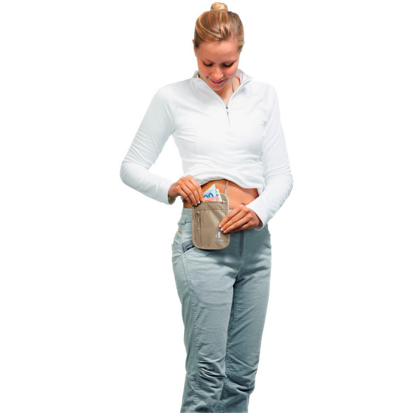 Deuter Security Wallet I Brustbeutel