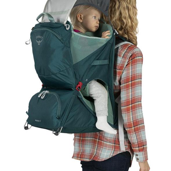 Osprey Poco LT Child Carrier Kraxe