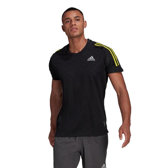 adidas Own the Run Response Aeroready Funktionsshirt Herren