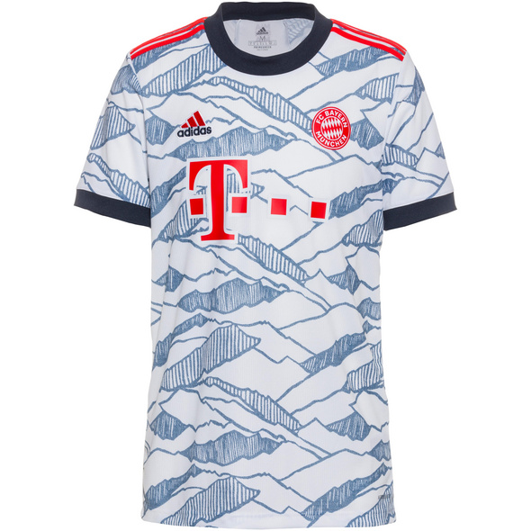 adidas FC Bayern 21-22 3rd Trikot Herren