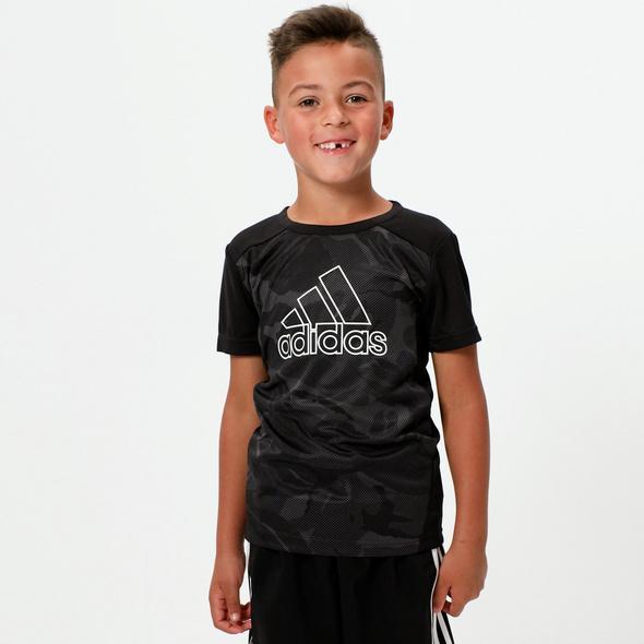 adidas DESIGNED2MOVE AEROREADY PRIMEGREEN Funktionsshirt Jungen
