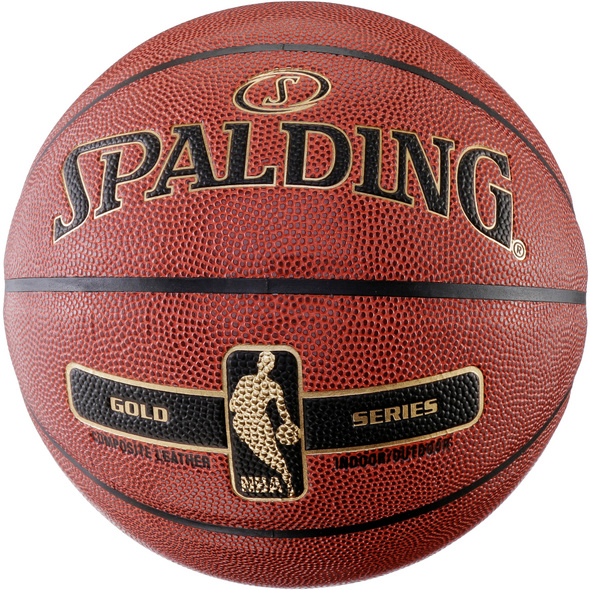 Spalding NBA GOLD Basketball