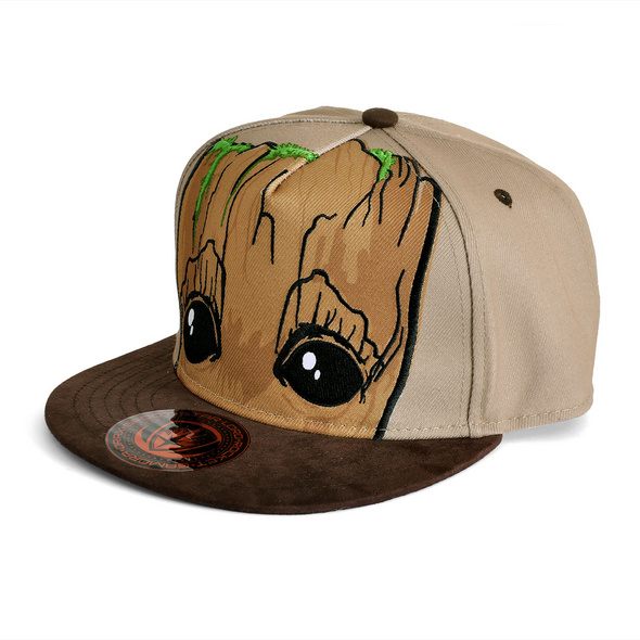 Guardians of the Galaxy - Groot Snapback Cap