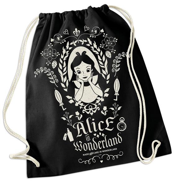 Alice im Wunderland - Zauberspiegel Sportbag