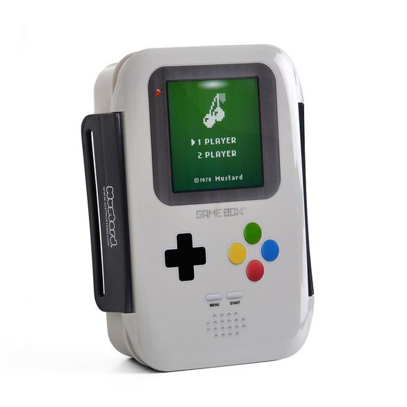 Retro Game Lunchbox