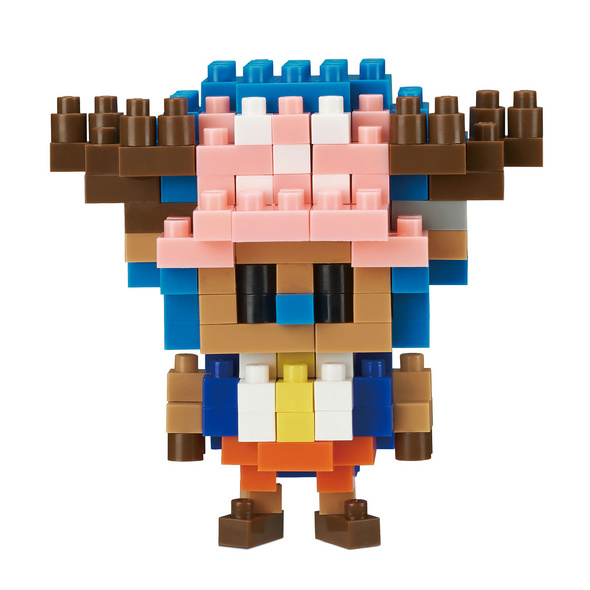 One Piece - Chopper nanoblock Mini Baustein Figur