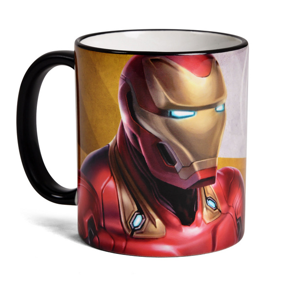 Avengers - Iron Man Endgame Tasse