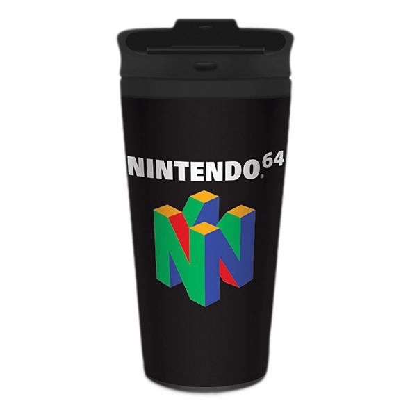 Nintendo - N64 Logo To Go Becher