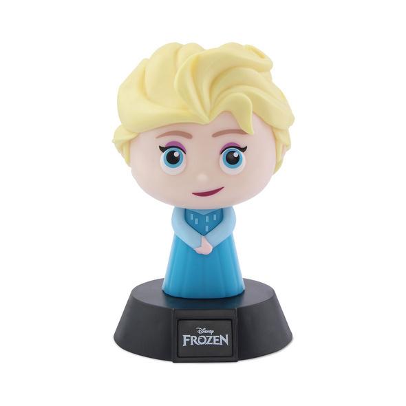 Frozen - Elsa Icons 3D Tischlampe