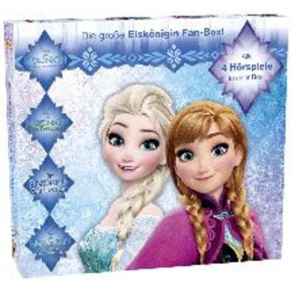Disney - Die Eiskönigin-Fanbox