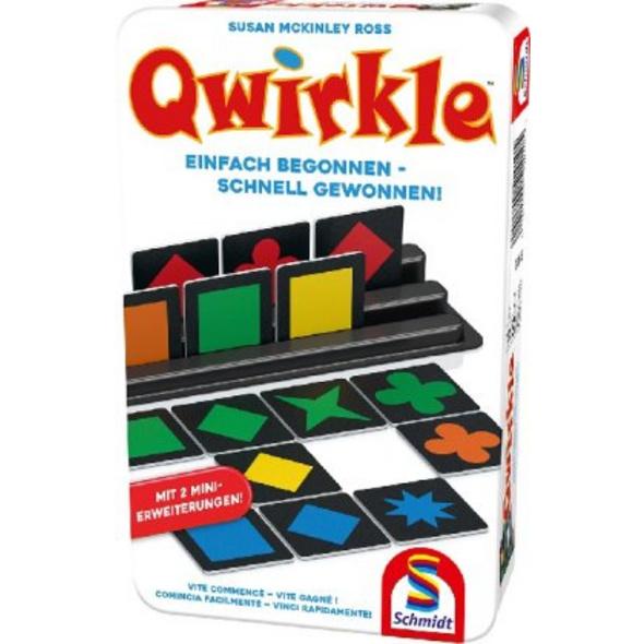 Qwirkle  Mini-Format