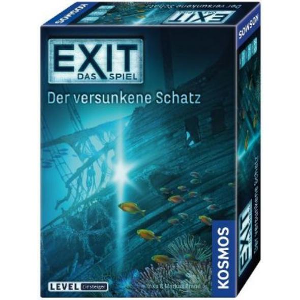 EXIT - Der versunkene Schatz