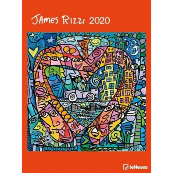 James Rizzi 2020 Posterkalender