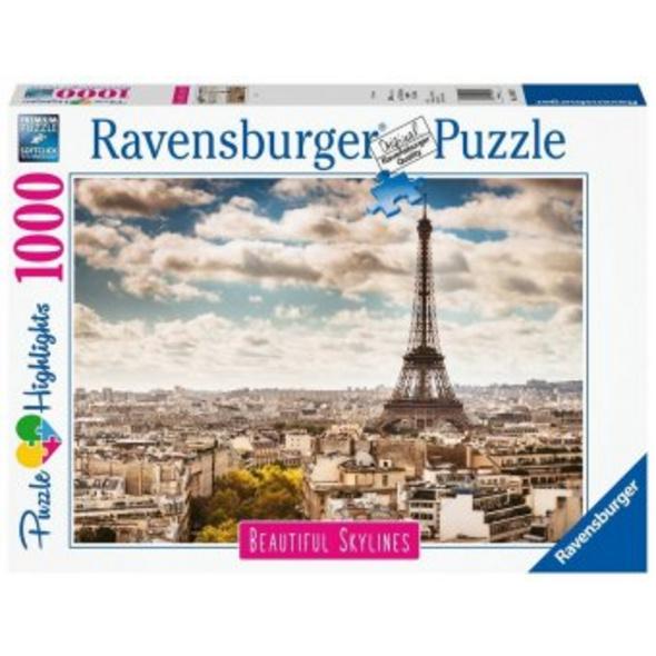 Paris. Puzzle 1000 Teile