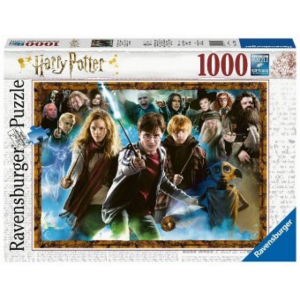 Der Zauberschüler Harry Potter  Puzzle