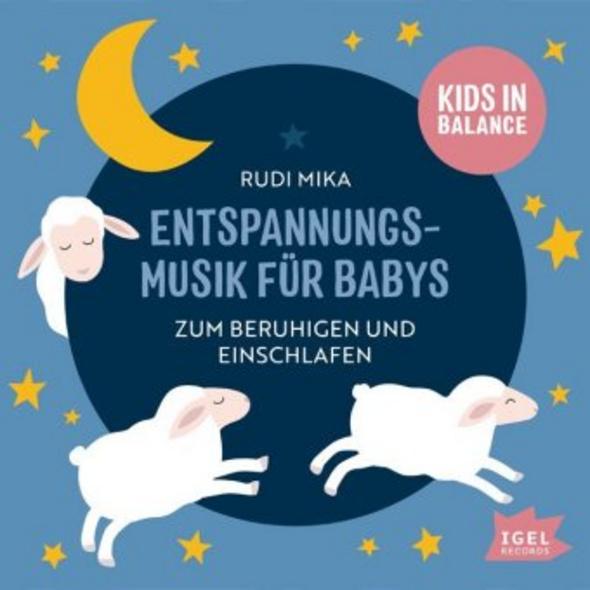 Entspannungsmusik für Babys. Zum Einschlafen und B