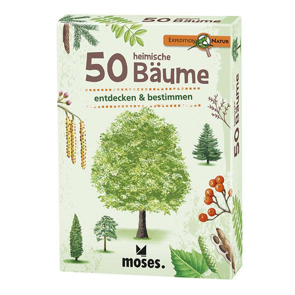Expedition Natur. 50 heimische Bäume