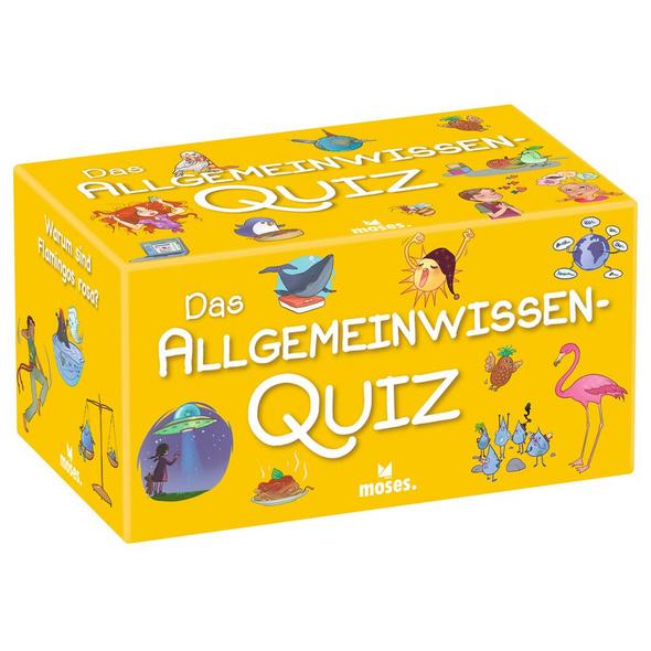 Das Allgemeinwissen-Quiz