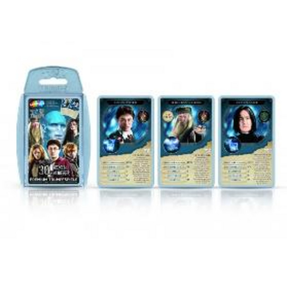 Top Trumps Harry Potter 30 Hexen und Zauberer