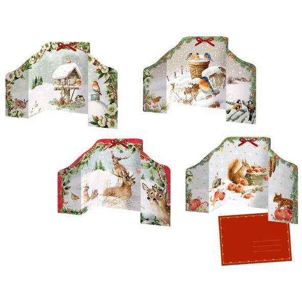 Mini-Adventskalender-Sortiment - Marjoleins Weihna