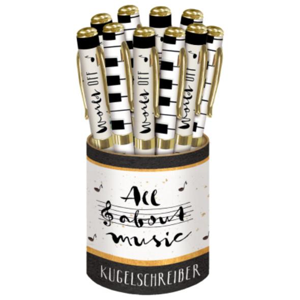 Kugelschreiber - All about music