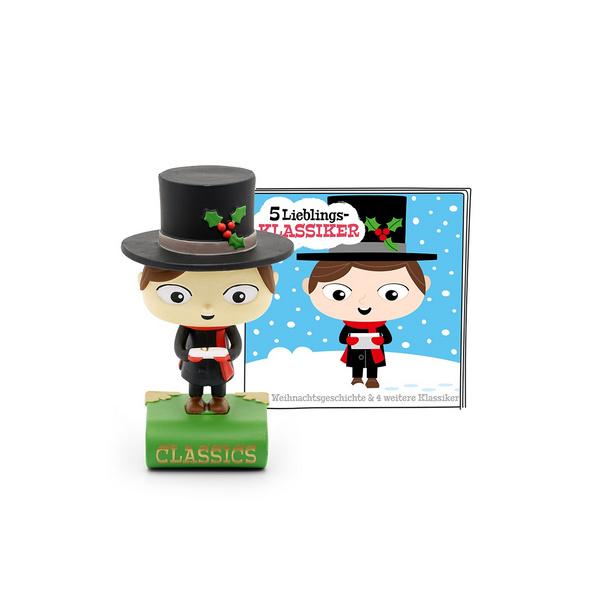 Tonie - 5 Lieblings-Klassiker - Eine Weihnachtsgeschichte und vier weitere Klassiker  Novi