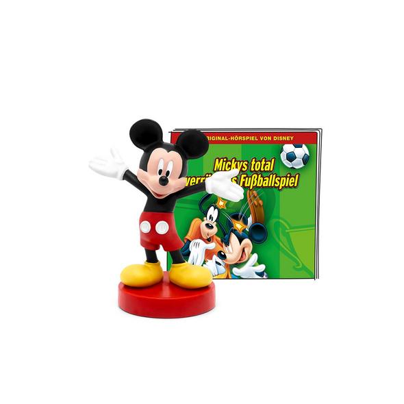 Tonie - Disney - Mickys total verrücktes Fußballspiel  Novi8-21