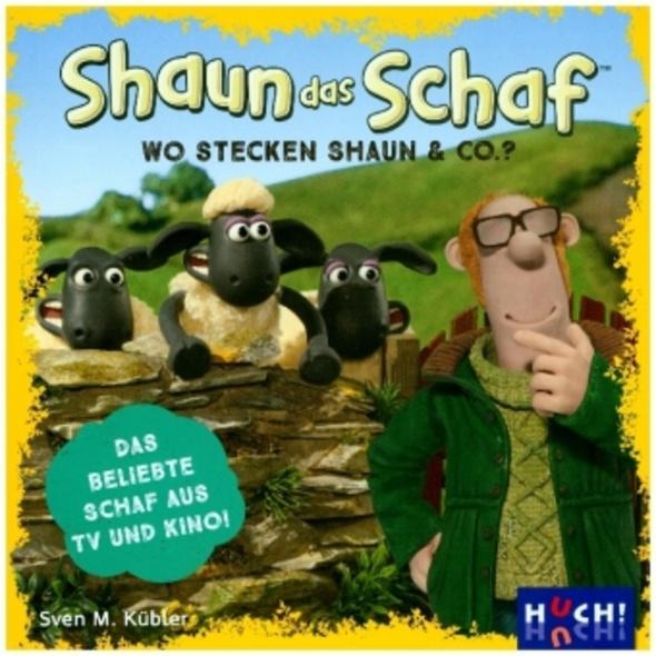 Shaun das Schaf - Wo stecken Shaun   Co.?