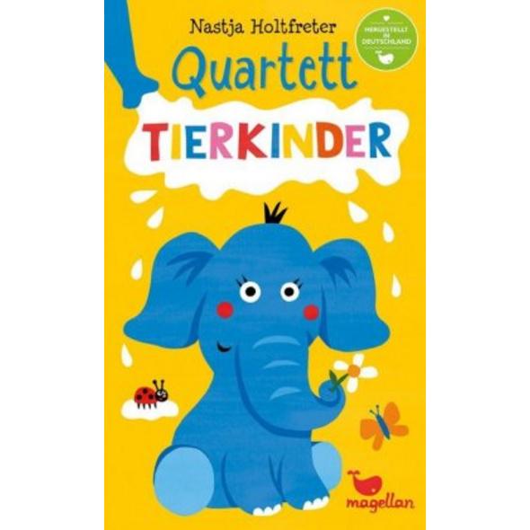 Quartett - Tierkinder
