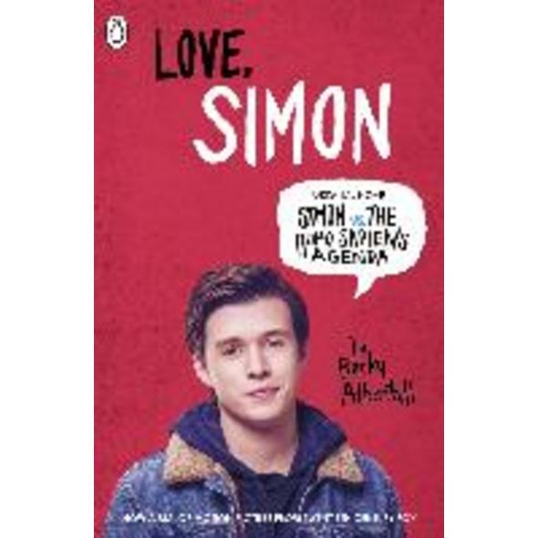 Simon vs. the Homo Sapiens Agenda. Love Simon. Fil