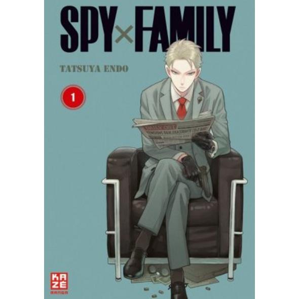 Spy x Family - Band 1