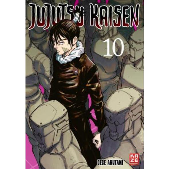 Jujutsu Kaisen - Band 10