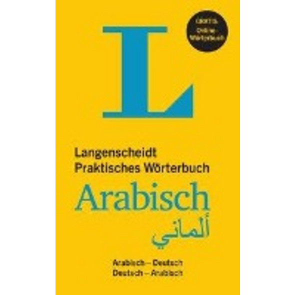 Langenscheidt Praktisches Wörterbuch Arabisch - Bu