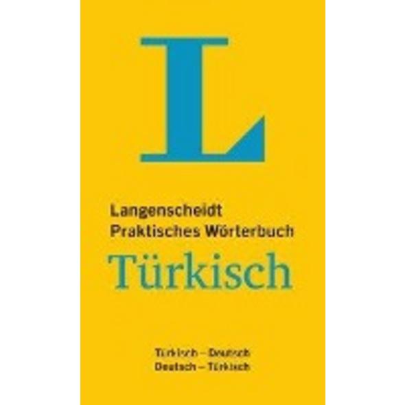 Langenscheidt Praktisches Wörterbuch Türkisch - fü