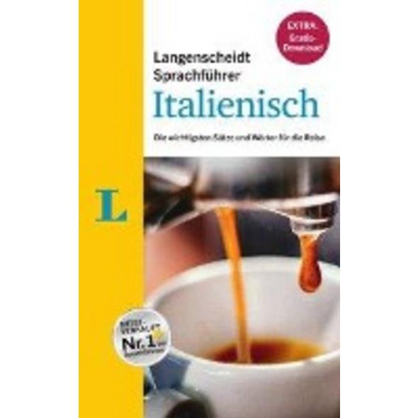 Langenscheidt Sprachführer Italienisch - Buch inkl