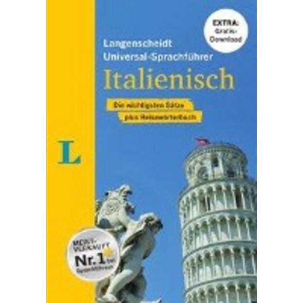 Langenscheidt Universal-Sprachführer Italienisch -