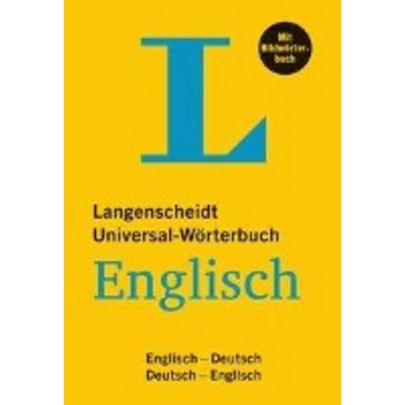 Langenscheidt Universal-Wörterbuch Englisch - mit