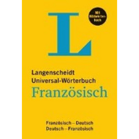 Langenscheidt Universal-Wörterbuch Französisch - m