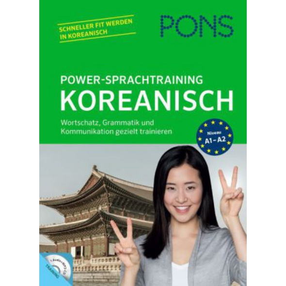 PONS Power-Sprachtraining Koreanisch