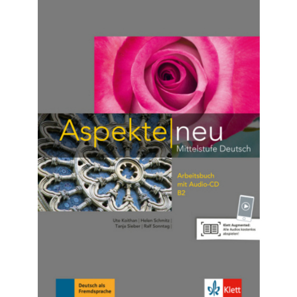 Aspekte neu. Arbeitsbuch mit Audio-CD B2