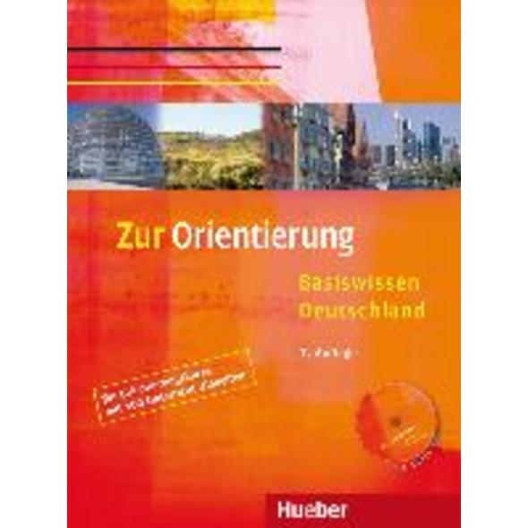 Zur Orientierung. Basiswissen Deutschland. Kursbuc